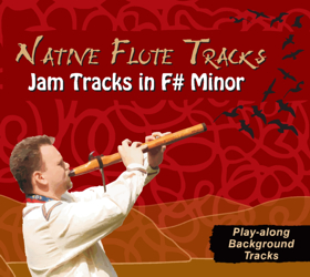 Jam Tracks in F# Minor