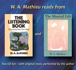 The Listening Book and The Musical Life